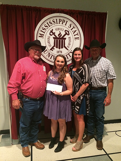 MSEA Equine Scholarship Awarded for 2016/2017